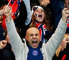 Partenaire officiel du Paris Saint-Germain